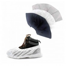 TNT Shoe Cover - Individual Protection in Polypropylene - 5 Pairs