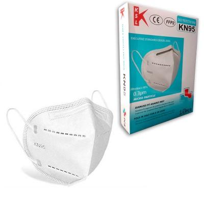 Mascherina FFP2-KN95 Lavabili confezione da 10 pz