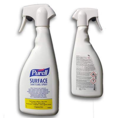 Purell Disinfectant Surfaces Spray-750 ml