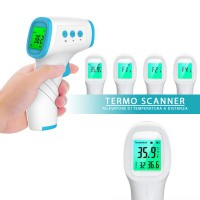 Thermo Scanner-Remote Temperature Detector