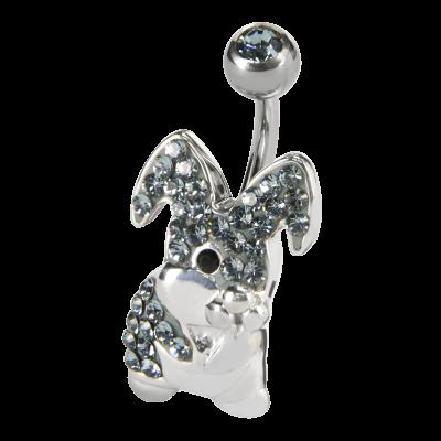 Crystal Rabbit Titanium Bananabell