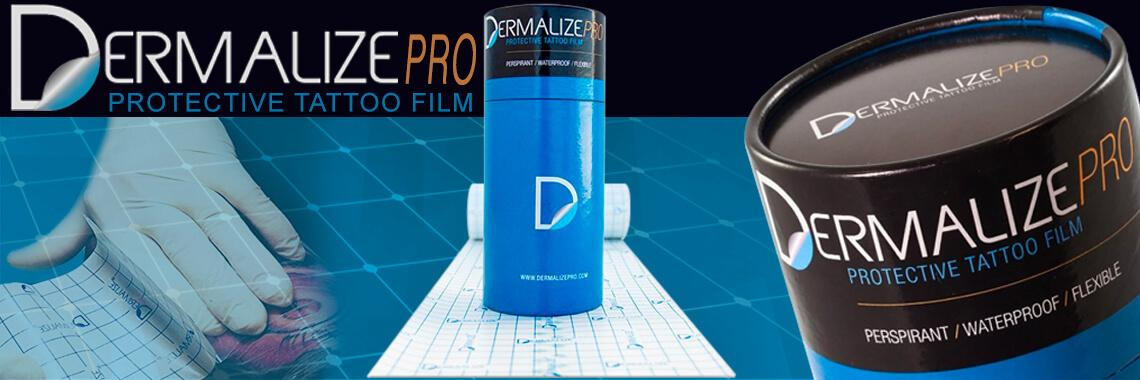 dermalize tattoo protetive film