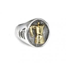 El Rana Silver Ring