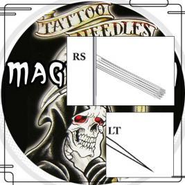 Round Shader - Tatto Needles Magic Moon