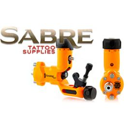 Sabre Tattoo Machine