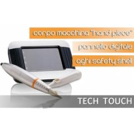 Tech Touch - Permanente Make Up New Device