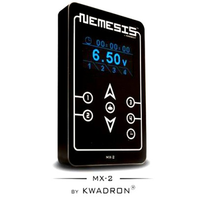 Nemesis MX2 Led Alimentatore Tattoo