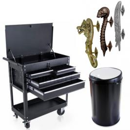 Carts and studio furniture