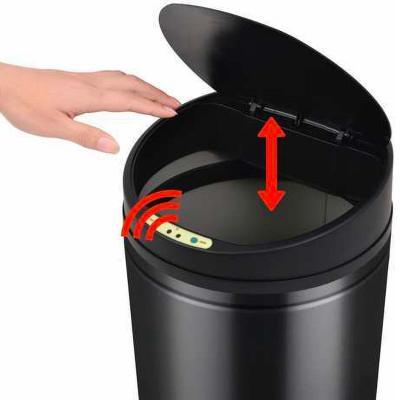 Automatic trash bin with sensor - 30 Liters