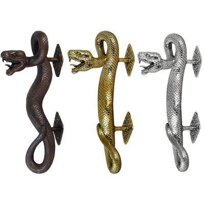 Maniglia per porta - Serpente