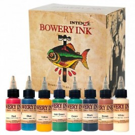 Bowery Ink Intenze Set