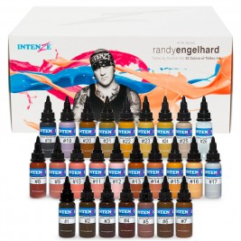 Randy Engelhard 25 Colors Intenze Set