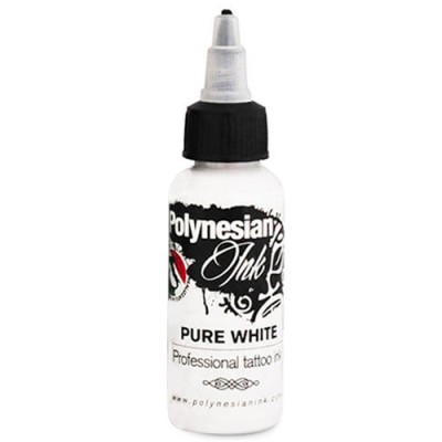 Polynesian Ink Professional Pure White