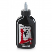 Sacred Color Tribal Black 150 ml