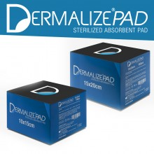 Dermalize Pad - Sterile Absorbent Pads