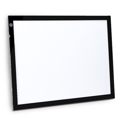 Blackboard LED light ultra slim - A4 and A3