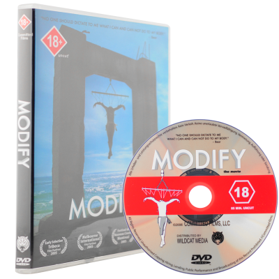 DVD Modify Documentary