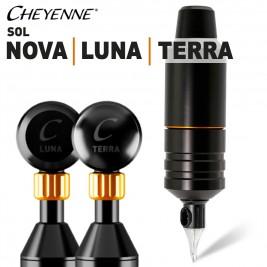 Cheyenne Sol Nova - Sol Luna - Sol Terra