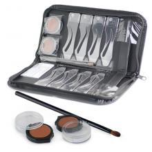 Permanent makeup eyebrow kit