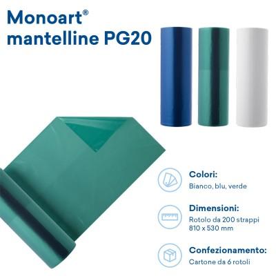 Mantelline Monouso PG20
