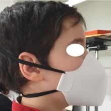 TNT filter mask for Kids - Washable