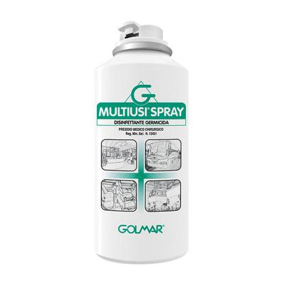 Multiusi Spray Golmar a svuotamento rapido