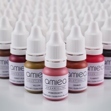 Colors Amiea Organic Line Permanent Makeup