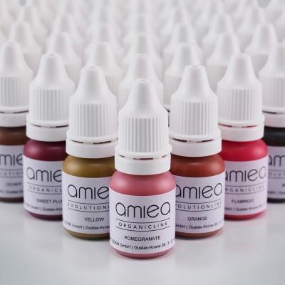 Colori Amiea Organic Line Trucco Permanente