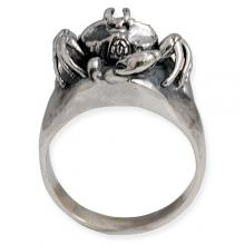 Silver Ring - Crab