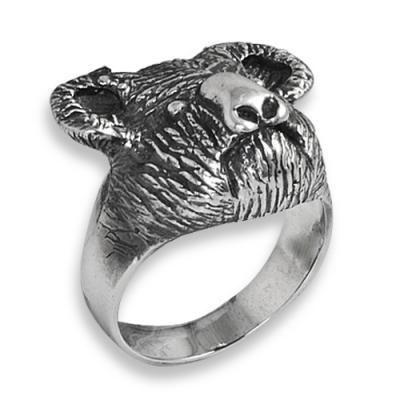Anello in Argento con Koala