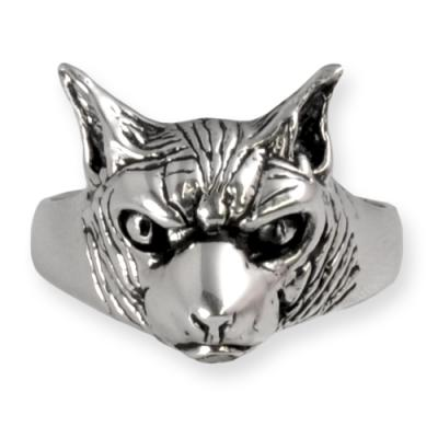 Anello in Argento Sphynx