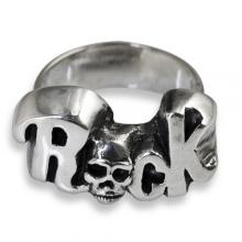 Anello in Argento ROCK