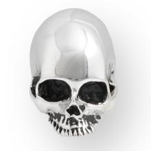 Anello In Argento - Big Skull
