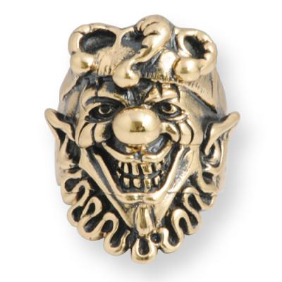 Anello In Bronzo Biker - Joker