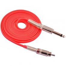 Cable RCA Silicon - RED