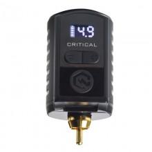 Critical Batteria Universale Connettore RCA