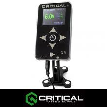 Critical RX Black Tattoo Power Supply