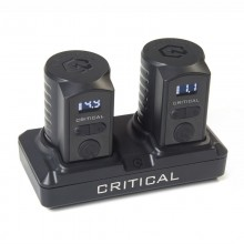 Critical Bundle 2 Universal Batteries + Battery Dock