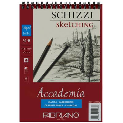 Fabriano Sketchbook - Sketching