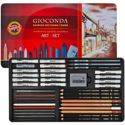 Koh-I-Noor Gioconda Art-Set Complete
