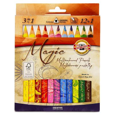 Koh-I-Noor Colored Pencils Magic 13