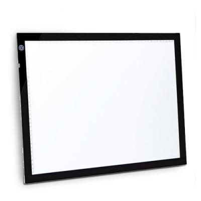 Lavagna luminosa ultra sottile - Formato A4 e A3