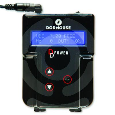 Dormouse Digital Power Supply