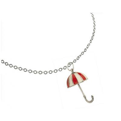 El Rana Silver Small Pendant Umbrella R/W