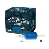 Crystal Tattoo Grips Monouso Per Cartucce-30mm