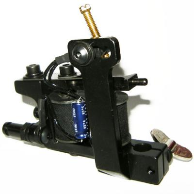 HM Coil Tattoo Machine - Mini Dietzel Black