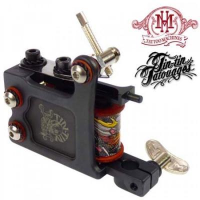 HM Coil Tattoo Machine -Tin Tin - Liner