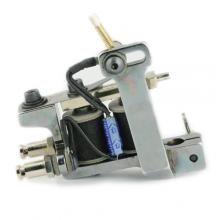 HM Coil Tattoo Machine - Mini Dietzel Silver