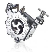 Iban Ergal Tattoo Machine by Lauro Paolini, Color\Shader