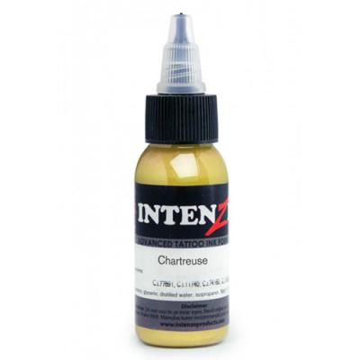 Intenze Andy Engel Essentials - Chartreuse